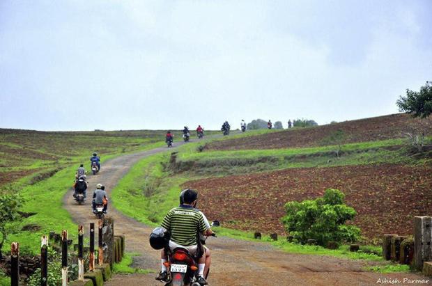 Roadtrip to Dahel by Maroon Migrates!