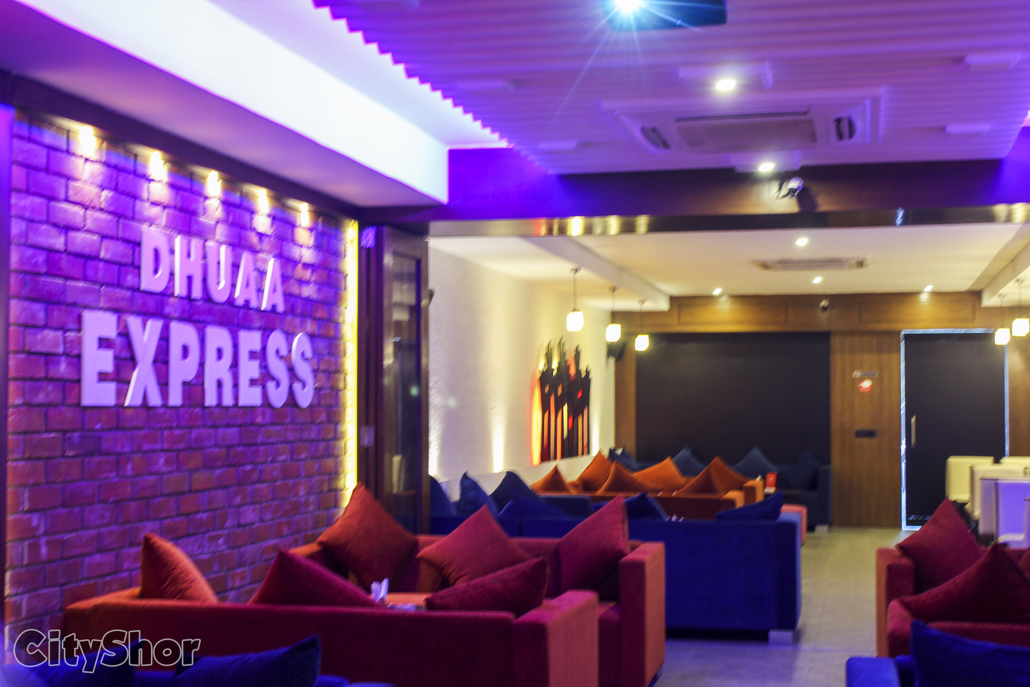 Dhuaa Express - The best for this weekend!