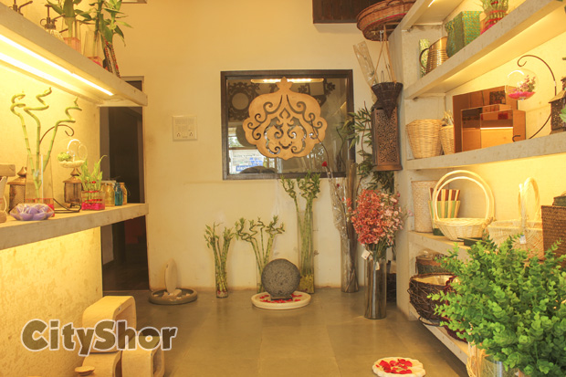 Decorate the small corners with Ivy Aura