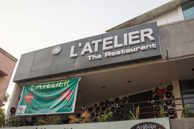 Indulge yourselves in Authentic Italian at L'ATELIER