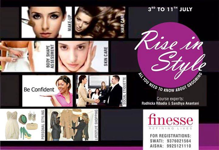 RISE IN STYLE - A complete grooming program by