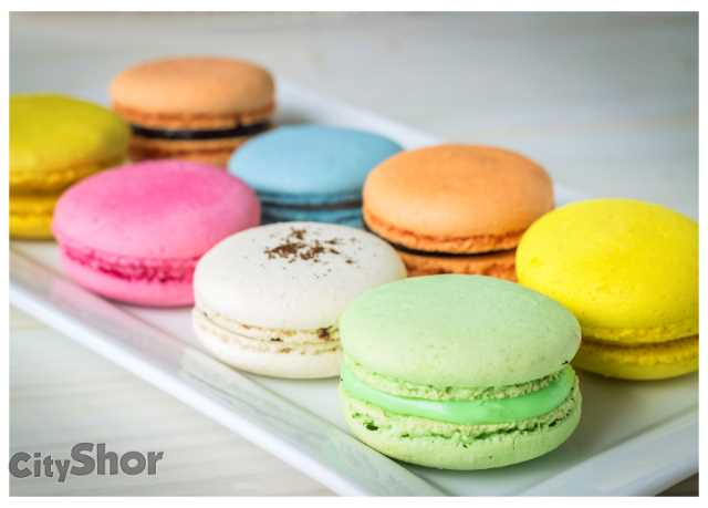 6 Melt-in-your-mouth Macaron Delights at Minus Eighteen Degrees