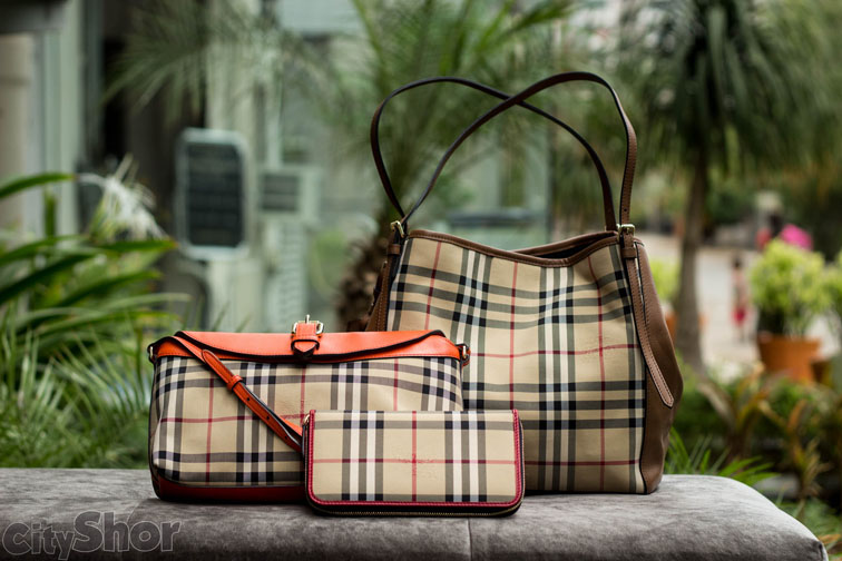 Burberry's Spring Summer Collection at Monsoon