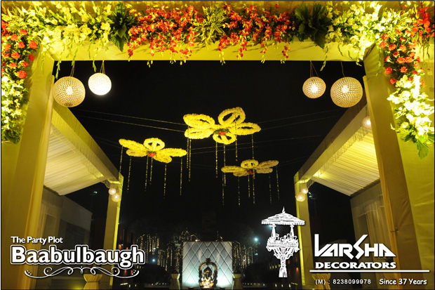 Make your D-Day special with VARSHA DECORATORS