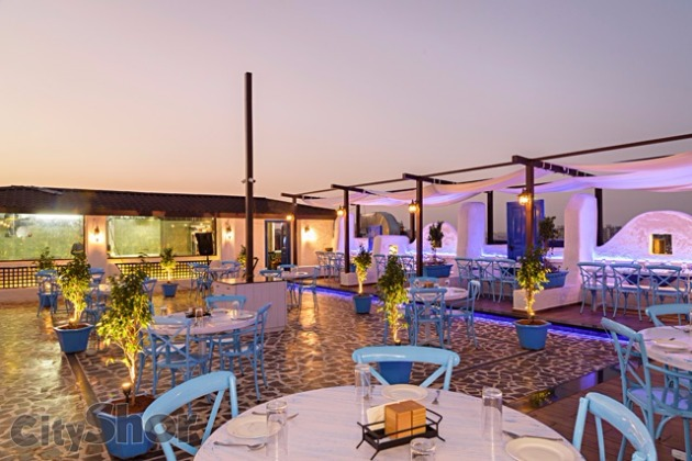 YOLO's Rooftop Greek Themed Lounge Launches Today!