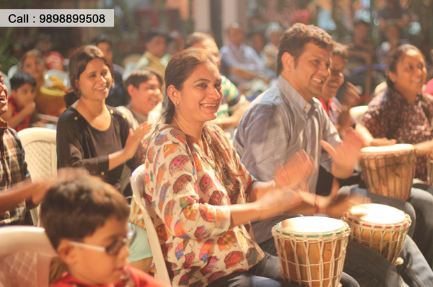 Drum away on World Environment Day with WAY