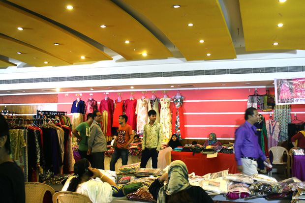 The TALENTED SHOPPING MELA starts today