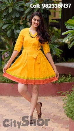 Make a Vibrant Statement with Dresses at Gawaksh