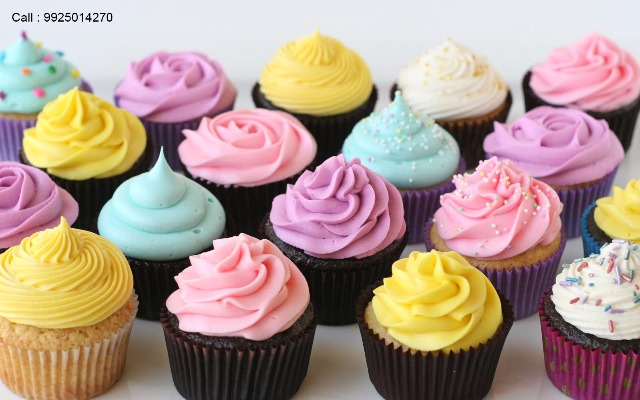 Cupcakes & Muffin Workshop by ACAHF