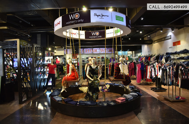 SHREE BALAJI AGORA MALL: For all your retail woes