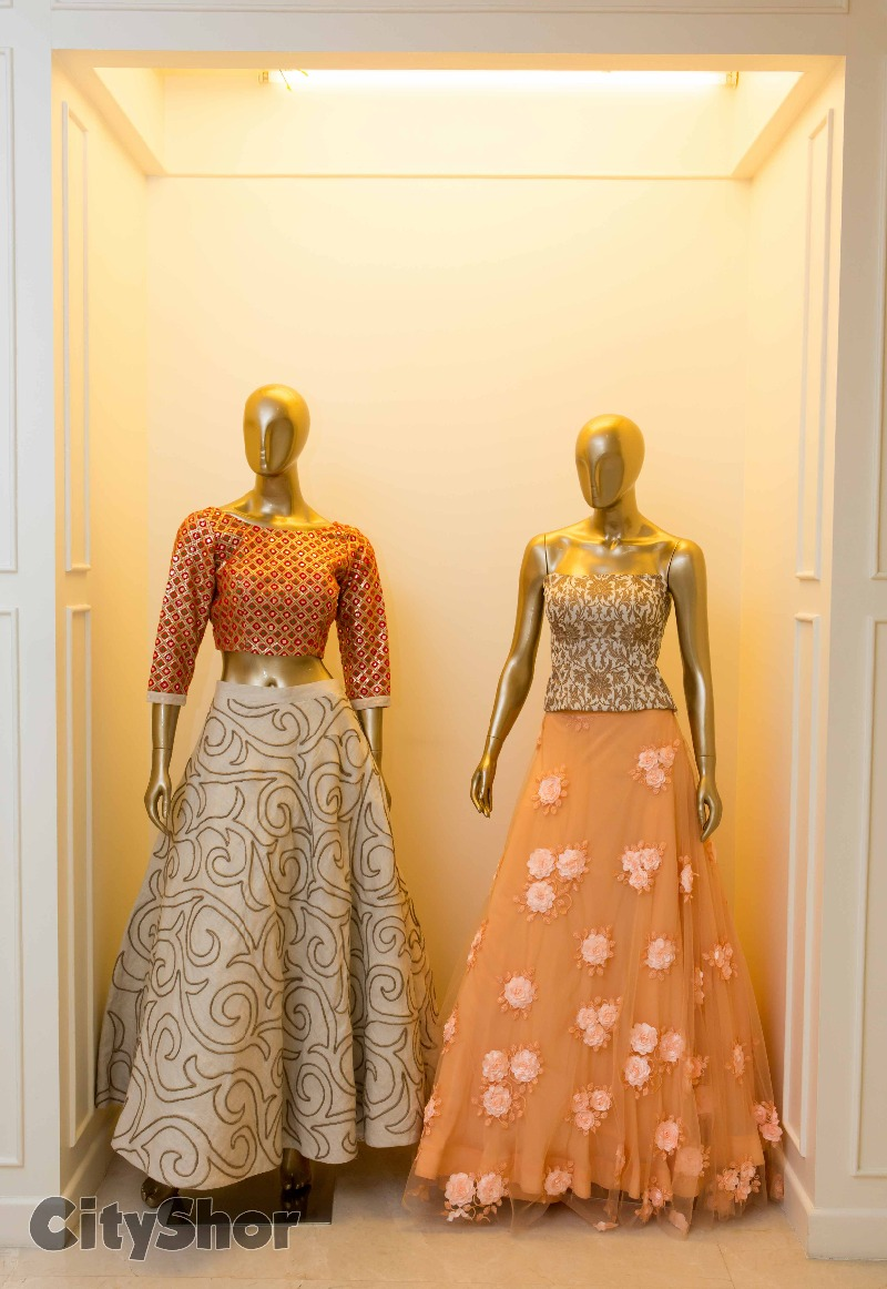 A Bespoke Affair of Couture Fashion at Attic Gray