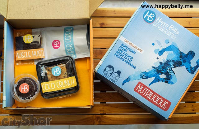 A Power Packed & Nutritious Bite with the Nutrilicious Box!