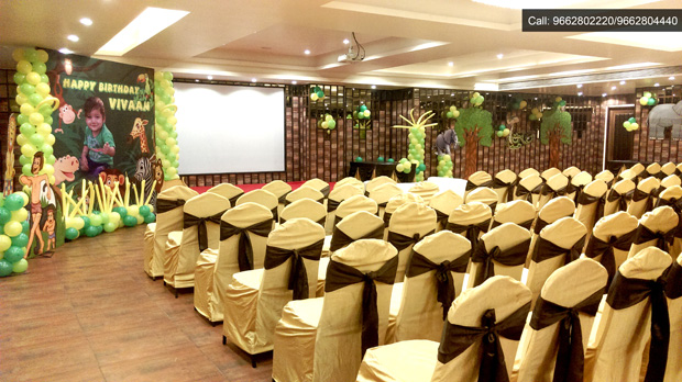 Memorialize your events at THE GRAND THAKAR