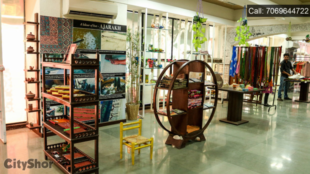Clearance SALE of upto 50% awaits you at CRAFTROOTS