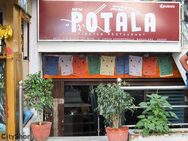 Authentic, Delectable Tibetan food at New Potala.