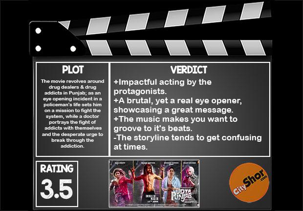 Movie Review - Udta Punjab