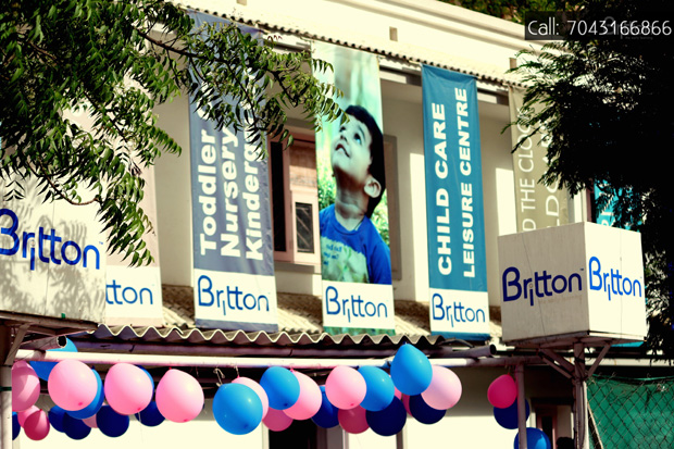 Before & After School Programs at BRITTON