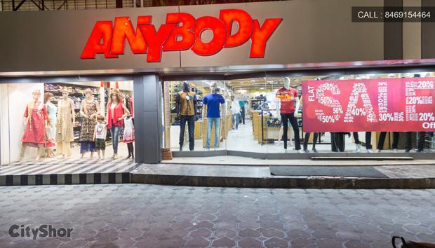 ANYBODY: A fashion hub for men, women and kids