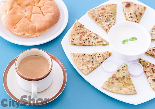 A Combo Breakfast at Rs. 99 Only at Cafe Rettro!
