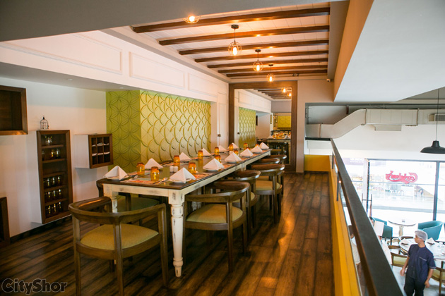 Innovative Indian food with a twist at the newly opened SALT