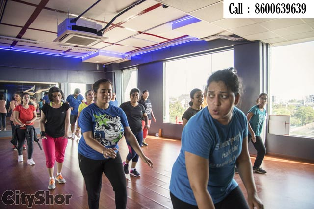 Dance your way into fitness with Zumba @ MultiFit Satara RD