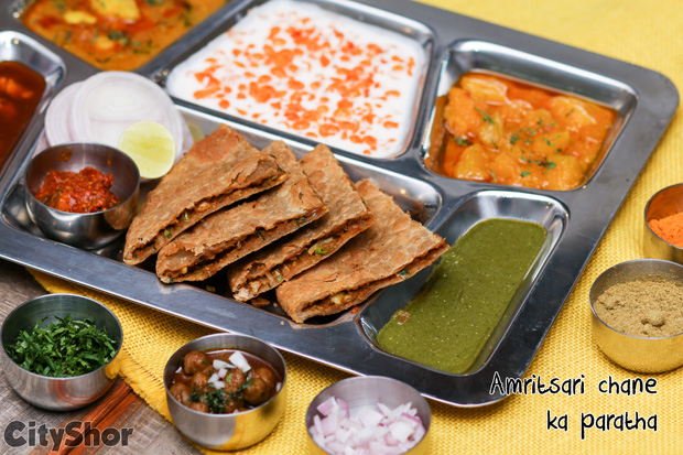 Unique Parathas like never before @ MB Snacks