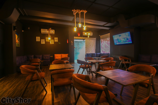 Quirky, soothing ambiance, to uplift your mood@Sphere Lounge