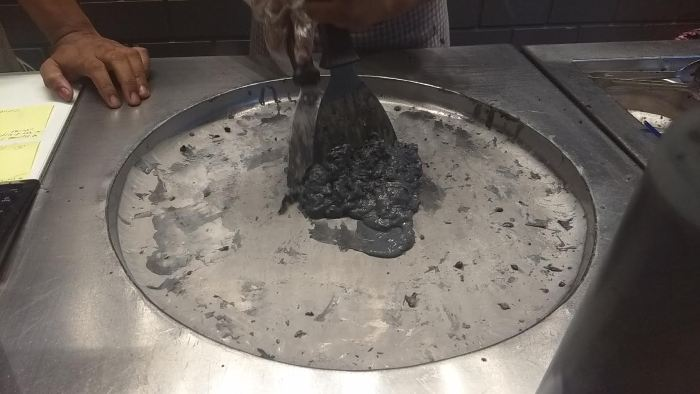 This Unusual Black Ice Cream is Driving Everyone Crazy!