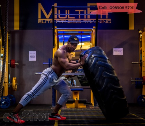 Get-Set-Fit!Personal Training only @MultiFit SopanBaug!