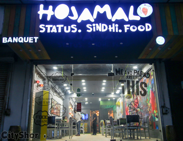 One of the finest Sindhi delicacies in town @ Hojamalo!