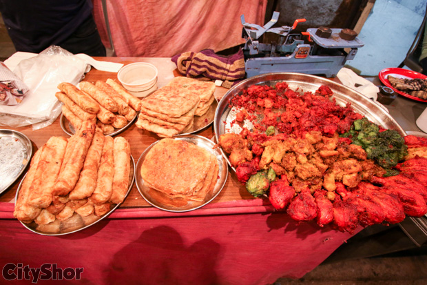 Enjoy Iftar from the famous lanes of the city!