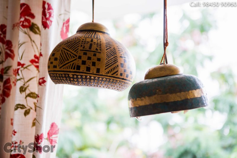 Pumpkin Lamps, Shitalpati Diaries from the Eastern Lands