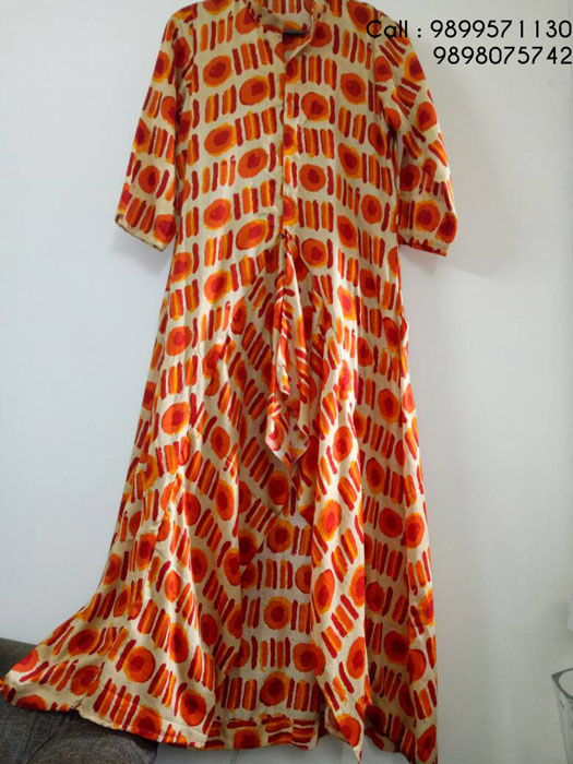 Western apparels in the season perfect material@Anay Gallery
