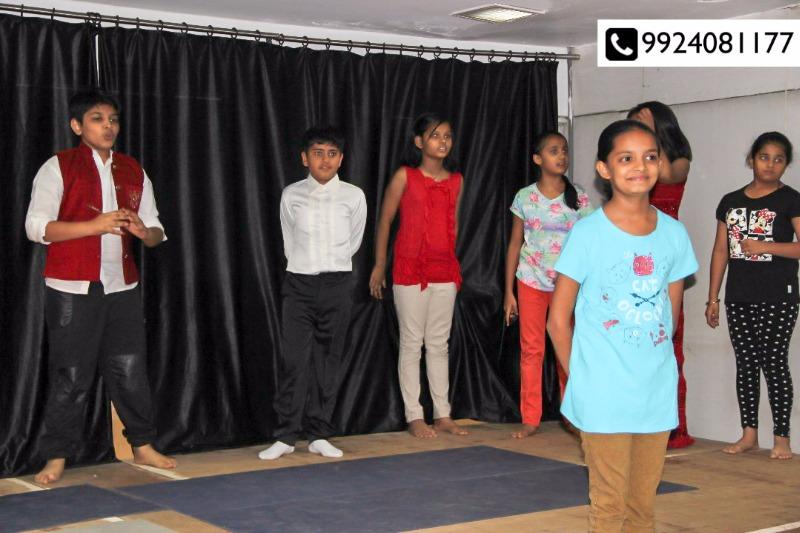 Polish children's skills and confidence @ Footlights Theatre