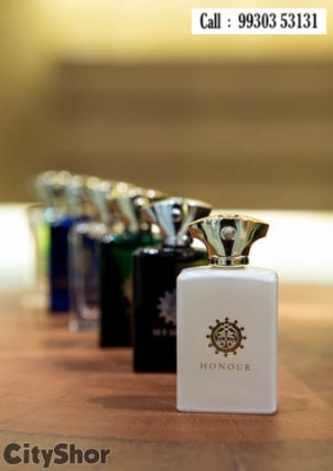 Experience the magic of artistic perfumes at Scent Sutra