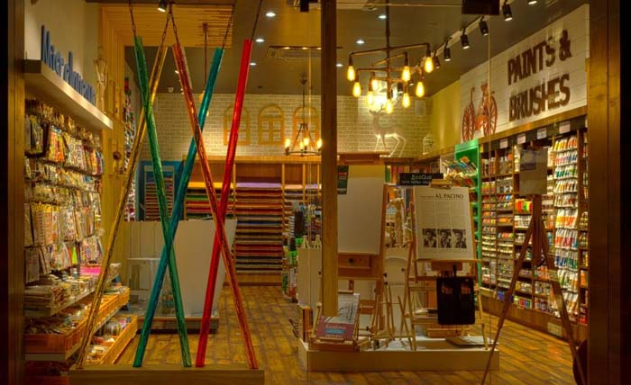 Reload Your Art Supply Arsenal At this Art Store in Andheri!