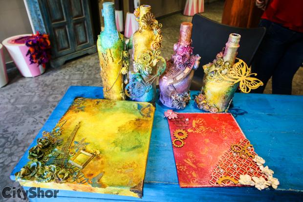 Polish your artistic side @Showcase Gallery