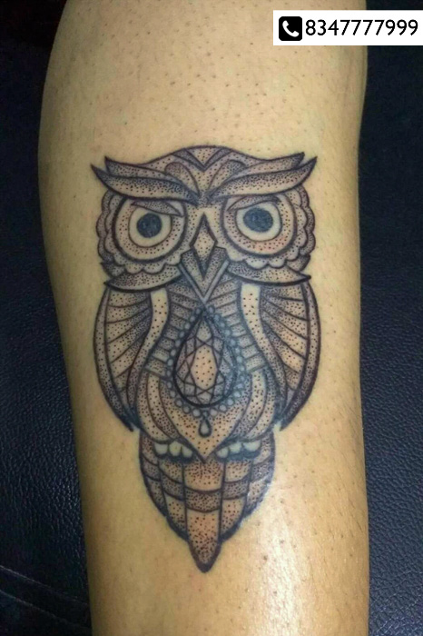 Get your own unique tattoo at just Rs1100 @ Hem's Tattoo