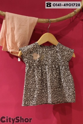 Showcasing eclectic selection children's organic wear