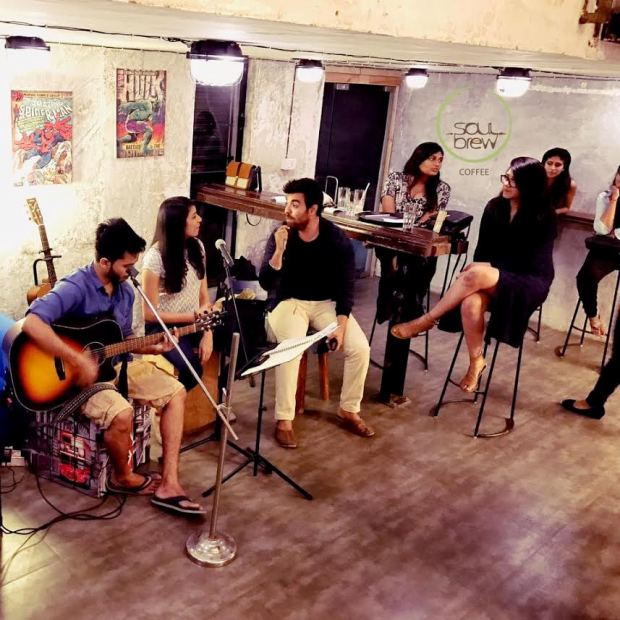 Guunj Performs Live @ Soul Brew Coffee this Friday!