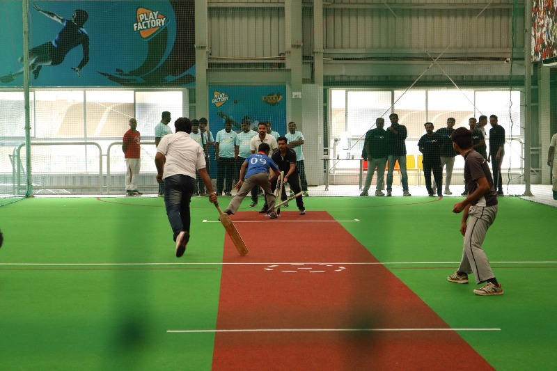 Invitation For Corporate Cricket Tournament: Be A Part Of A Corporate Indoor Cricket Tournament This July