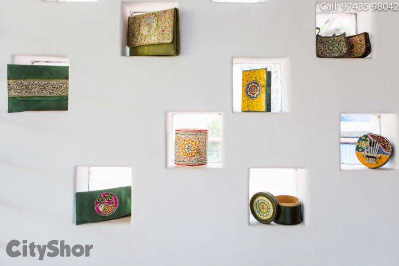 An Amalgamation of Art, Skill & Functionality at Studio Moya