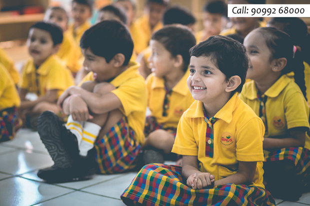 Kids' Admission Hassles? Go for Khyati Ninos Preschool!