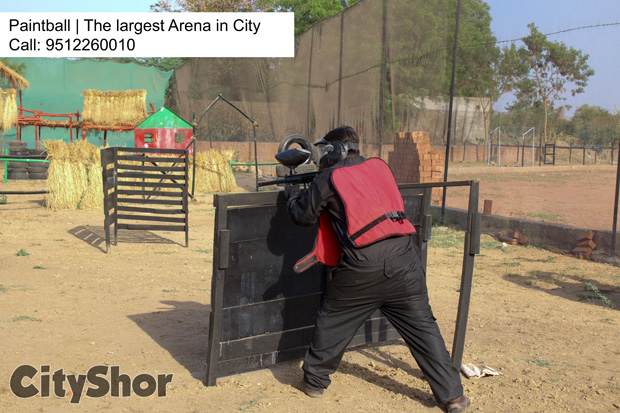 Buy1 Paintball ticket Get1 Free at Live D Combat Gaming Zone