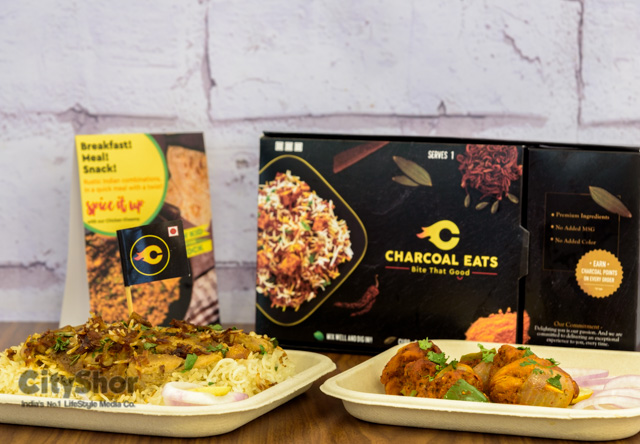Charcoal Eats Serves 12 types of Biryani For Every Foodie