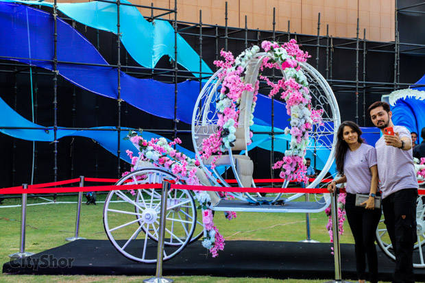 Entertainment for all generations at Grand Amdavad Carnival