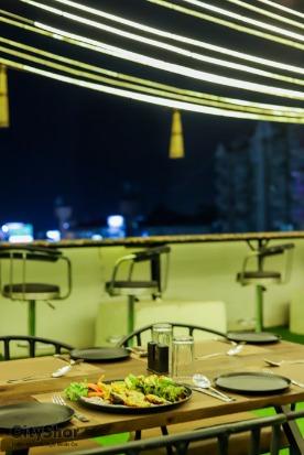 Multi-cuisine rooftop garden restaurant of A'bad- Sky Dinez