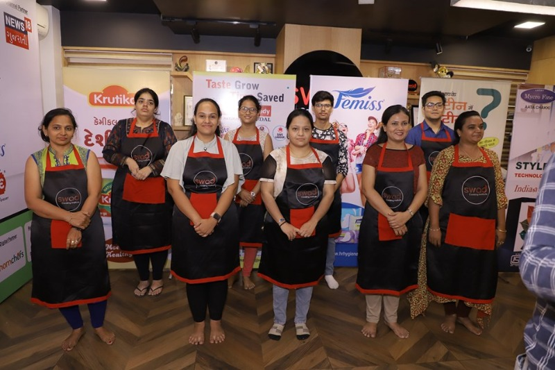 Great Gujarat Cooking Competition
