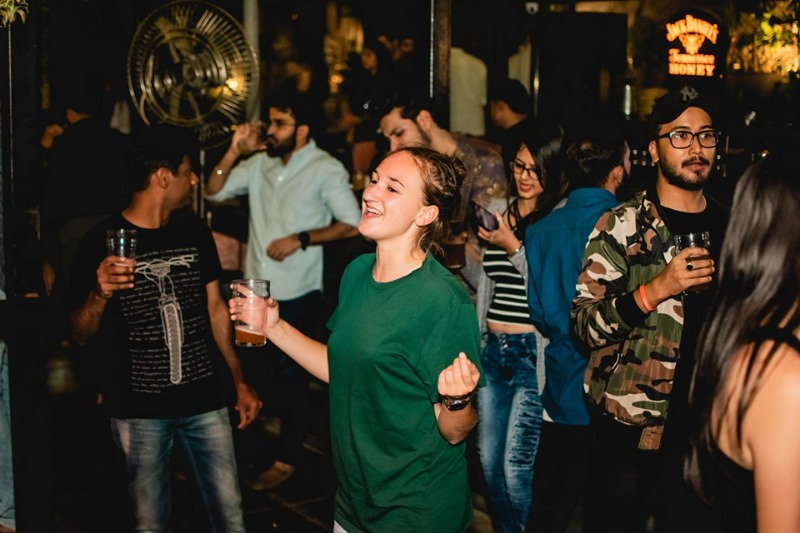 Bangalores Weekend Party Destination