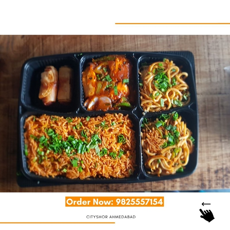 Delicious Meal packs home-delivered